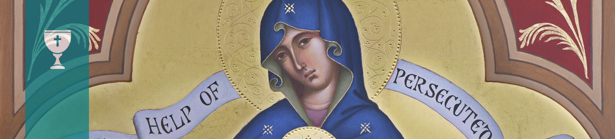 Marian Icon Prayer Program